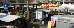 Weekmarkt @ Plein | Nijkerk | Gelderland | Nederland